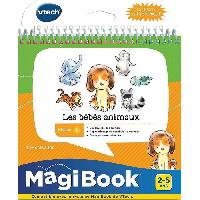 Console - Console Educative Magibook - Les Bebes Animaux