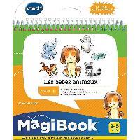 Console - Console Educative Magibook - Les Bebes Animaux