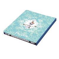 Console - Console Educative Pochette folio universelle Disney Frozen pour tablettes 7-10p - Fille - A partir de 6 ans.