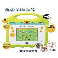 Console - Console Educative Storio max 5p baby tut tut aventures