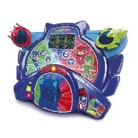 Console - Console Educative VTECH - Pyjamasques - Le Quartier General des Heros - Jeu Educatif