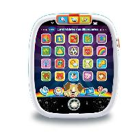 Console - Console Educative VTECH BABY - Lumi Tablette des Decouvertes Blanche - Tablette Enfant