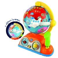 Console - Console Educative VTECH Lumi Globe terrestre enfant Interactif et educatif