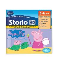 Console Educative VTECH - Jeu Éducatif Storio - Peppa Pig