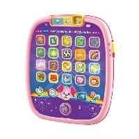 Console Educative VTECH BABY - Tablette Enfant - Lumi Tablette des Découvertes Rose - Tablette Enfant