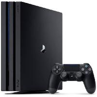 Console Playstation 4 PS4 Pro 1To Noire - Sony Computer Entertainment