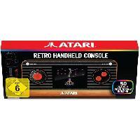 Console Retro Console Atari 2600 portable TV + 50 jeux - Just For Games