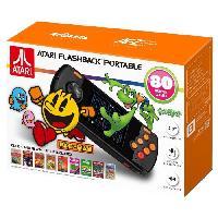 Console Retro Console Portable Atari FlashBack - 80 Jeux