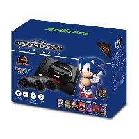 Console Retro Console Sega Mega Drive Flashback HD avec Manettes sans fils - Just For Games