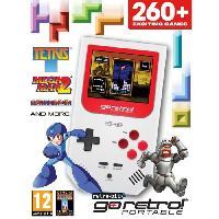 Console Retro Goretro Portable - Koch Media