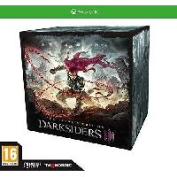 Console Xbox DARKSIDERS III Collector Edition Jeux Xbox One - Koch Media