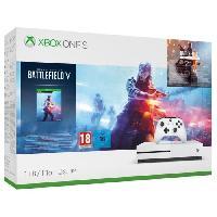 Console Xbox One Xbox One S 1 To Battlefield V - Microsoft