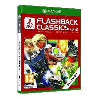 Consoles Atari Flashback Classics Vol 2 jeux Xbox One