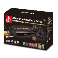 Consoles Console Atari Flashback 8 Gold HD Activision Edition + 130 jeux inclus - Just For Games