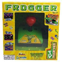 Consoles Console avec Frogger integre TV Arcade Plug et Play