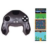 Consoles Console de jeu avec 121 jeux - Caliber
