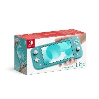 Consoles NINTENDO Console Switch Lite - Turquoise