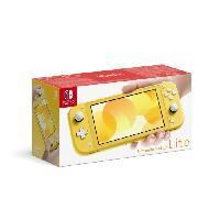 Consoles NINTENDO Console Switch Lite Jaune