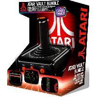 Consoles Pack Joystick USB Atari PC + Atari Vault 100 jeux
