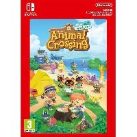 Consoles Pack Nintendo Switch Lite Corail + Animal Crossing New Horizons + Abonnement 3 mois Individuel au service Nintendo Switch Online