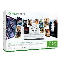 Consoles Xbox One S 1 To 3M Game Pass + 3M Live