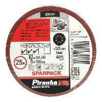 Consommable BLACKetDECKER Disque de poncage X32392-QZ - 125 mm - Black & Decker