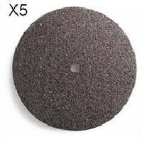 Consommable DREMEL 5 disques a tronconner ø 32 mm ép. 1.6 mm