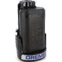 Consommable DREMEL batterie 12v 2.0ah pour outils dremel 8200. 8220 et 8300
