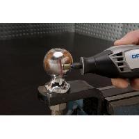 Consommable DREMEL brosse abrasive de precision grain 120