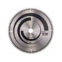 Consommable Lame de scie circulaire au carbure BOSCH PROFESSIONAL 305 x 30 x 3.2 mm -96 dents- - Multimateriaux