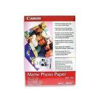 Consommables CANON Pack de 1 Papier photo matte 170g-m2 - MP-101 - A3 - 40 feuilles