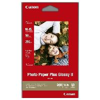 Consommables Canon PP-201 50 feuilles 10x15 260g