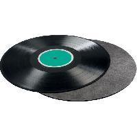 Consommables Et Materiel De Jeu HAMA 00181450 Couvre-plateau Platine vinyle - Carbonne