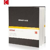 Consommables KODAK 9891312 - Album Photo de 20 pages adhésives. Format 32.5x33cm. Noir