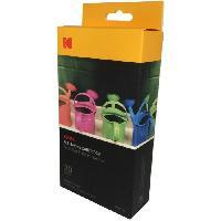 Consommables PMC 30 Cartouche et papier pour Mini PRINTER - 30 photos