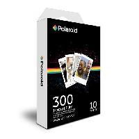 Consommables POLPIF300 10 feuilles pour appareil photo instantane