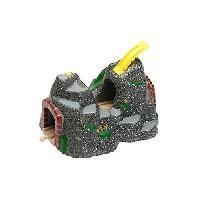 Construction - Modelisme - Maquette - Modele Reduit A Construire Brio World Tunnel d'Aventures - 4 sons - Accessoire pour circuit de train en bois - Ravensburger - Mixte des 3 ans - 33481