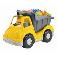 Construction - Modelisme - Maquette - Modele Reduit Camion Abrick