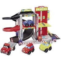 Construction - Modelisme - Maquette - Modele Reduit Garage City Abrick