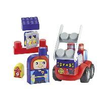 Construction - Modelisme - Maquette - Modele Reduit LES MAXI Boite Pompier Construction Premier Age