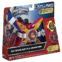 Construction - Modelisme - Maquette - Modele Reduit POWER RANGERS - Morpher Ninja Steel