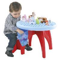 Construction - Modelisme - Maquette - Modele Reduit Table Animaux Maxi Abrick