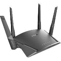 Construction Reseau D-Link EXO Routeur Wi-Fi Smart Mesh AC1900 Dlink