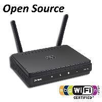 Construction Reseau D-Link Point d'acces sans fil Open Source DAP-1360 Dlink