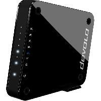 Construction Reseau DEVOLO Access Point One - Point d'acces WiFi 4 ports Ethernet
