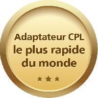Construction Reseau DEVOLO CPL Magic 2 LAN triple Starter Kit - Jusqu'a 2400 Mbits/s