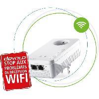 Construction Reseau DEVOLO Magic 1 WiFi - Extension - 1 adaptateur CPL - 1200 Mbits/s