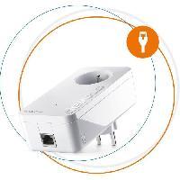 Construction Reseau DEVOLO Magic 2 LAN - Extension - 1 adaptateur CPL - 2400 Mbit-s