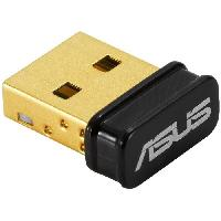 Construction Reseau Mini Adaptateur Réseau Bluetooth 5.0 -ASUS - USB-BT500 - Compatible Bluetooth 4.0.3.0 . 2.1 et 2.0. sur port USB 2.0