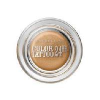 Contour Des Yeux GEMEY MAYBELLINE Color tatto Fard de pleoape - N° 05 Eternel Gold - Generique
